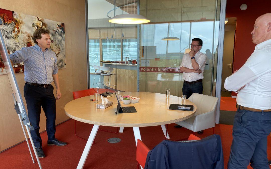 Ledenbijeenkomst Samen versnellen naar een circulaire economie